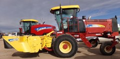 Windrower-Self Propelled For Sale 2012 New Holland H8080