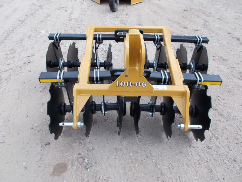 Dirt Dog DIRT DOG 100-6 3pt. tandem disc Disk Harrow For Sale