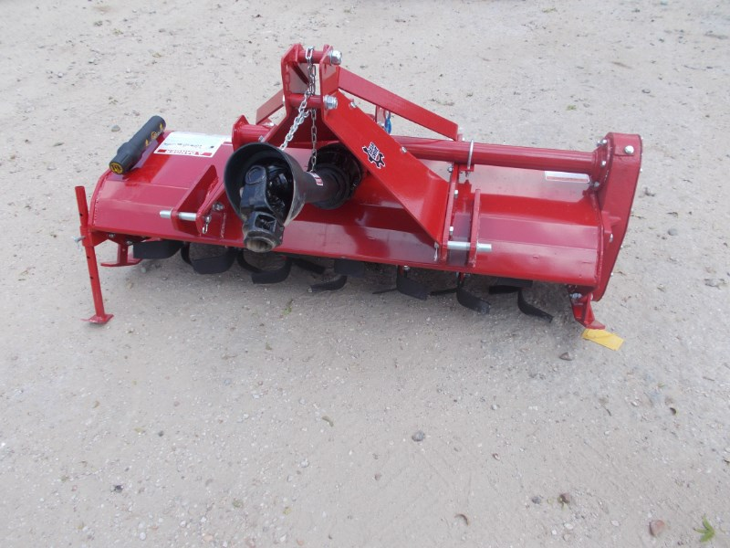 Cherokee New heavy duty 3pt 5' gear drive roto tiller Rotary Tiller For Sale