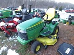 Lawn Mower For Sale 2003 John Deere LX277 , 17 HP
