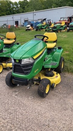 Lawn Mower For Sale 2018 John Deere X370 , 19 HP