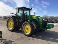 Tractor - Row Crop For Sale 2019 John Deere 8295R , 295 HP