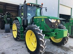 Tractor - Utility For Sale 2016 John Deere 6110M , 110 HP