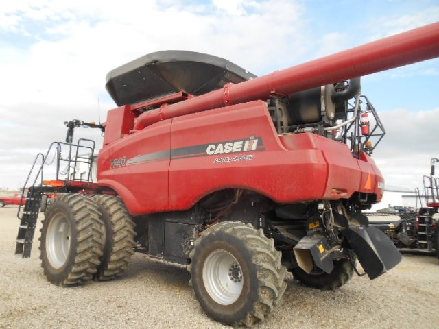 2017 Case IH 7240 Combine For Sale
