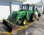 Tractor For Sale: 2001 John Deere 4500, 39 HP
