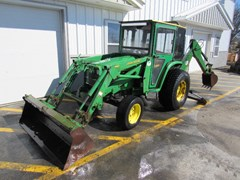 Tractor For Sale:  2001 John Deere 4500 , 39 HP