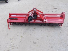 Rotary Tiller For Sale:  Cherokee New heavy duty 3pt 7' gear drive roto tiller