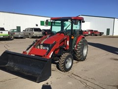 Tractor - Compact Utility For Sale 2017 Case IH Farmall 55C CVT , 54 HP