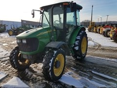 Tractor - Utility For Sale 2008 John Deere 5525 , 75 HP