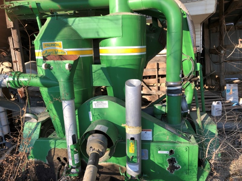 1999 Walinga 5614 Grain Vac For Sale