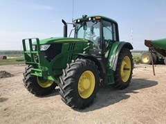 Tractor - Row Crop For Sale 2016 John Deere 6155M