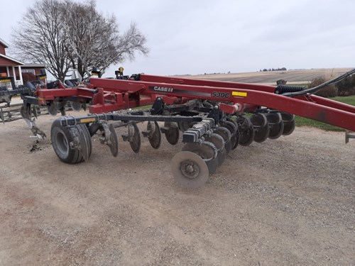 Disk Ripper For Sale:  2012 Case IH 530C