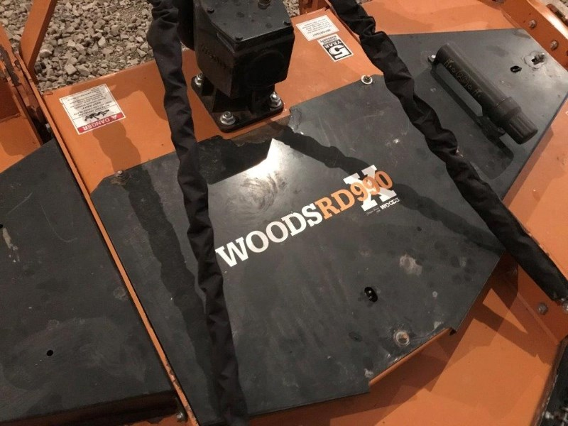 2011 Woods RD990X Finishing Mower For Sale