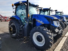 Tractor For Sale 2020 New Holland T6.155