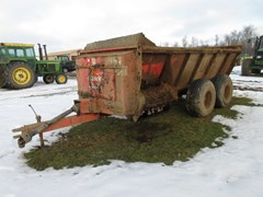 Manure Spreader-Dry/Pull Type For Sale 2011 Kuhn 2011