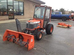 Tractor For Sale 1999 Kubota B2100HSD , 21 HP