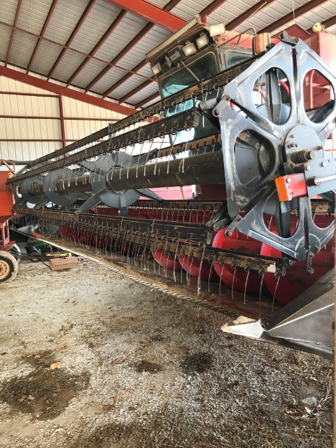 1990 Case IH 1020 Header-Auger/Flex For Sale