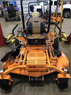 Zero Turn Mower For Sale 2019 Scag STTII-61V-37BV EFI , 37 HP