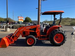 Tractor For Sale:  Kubota L6060HST
