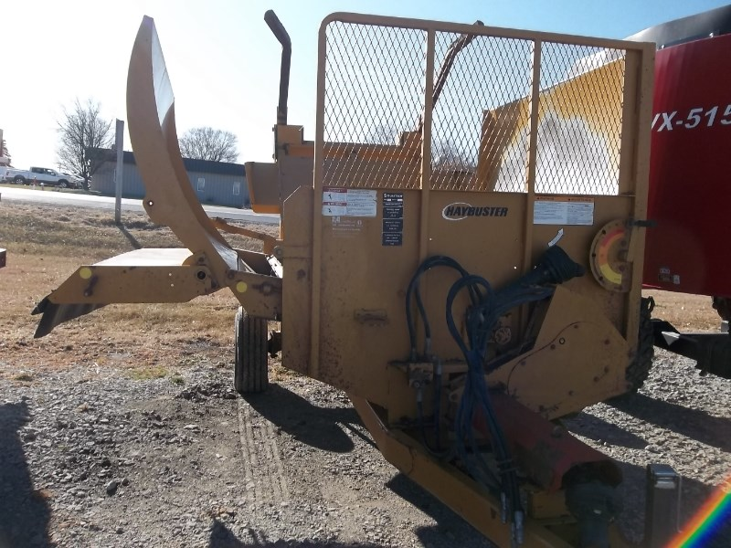 Haybuster 2650 Bale Processor For Sale