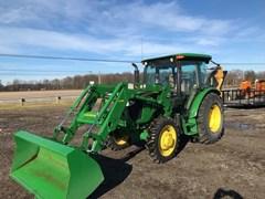 Tractor - Utility For Sale 2016 John Deere 5075E , 73 HP