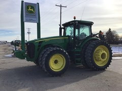 Tractor - Row Crop For Sale 2010 John Deere 8345R , 345 HP