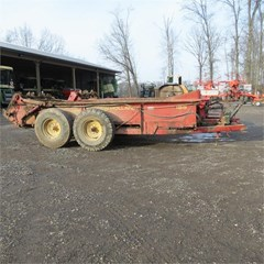 Manure Spreader-Dry For Sale New Holland 185