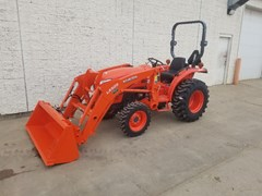 Tractor - Compact For Sale 2020 Kubota L2501HST