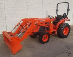 Tractor - Compact For Sale 2016 Kubota L3901 HST
