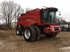 Combine For Sale 2009 Case IH 7088 , 325 HP