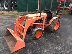 Tractor For Sale 1981 Kubota B7100DT , 16 HP