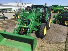 Tractor - Row Crop For Sale 2013 John Deere 6140R