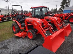 Tractor - Compact Utility For Sale 2017 Kubota B2650HSD , 26 HP