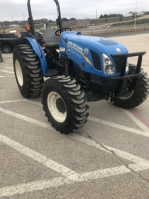 2017 New Holland WORKMASTER 50 Tractor - 4WD For Sale