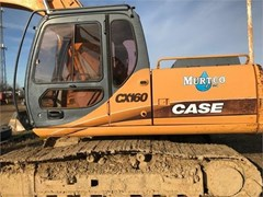 Excavator-Track For Sale 2005 Case CX160 LC , 106 HP