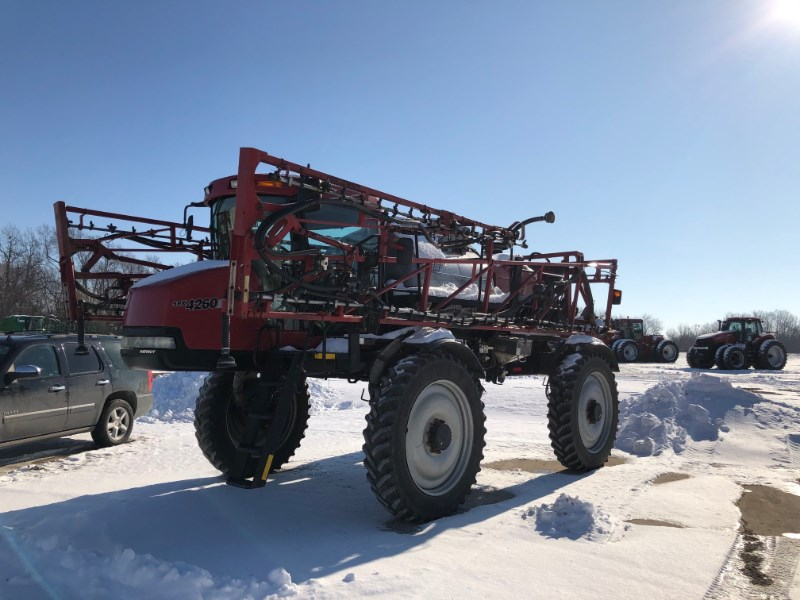 2002 Case IH SPX4260 Sprayer-Self Propelled For Sale