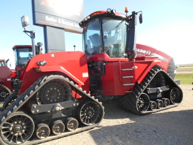2014 Case IH STEIGER 500 QUAD Tractor - Track For Sale
