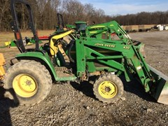 Tractor - Compact Utility For Sale 2004 John Deere 4410 , 35 HP