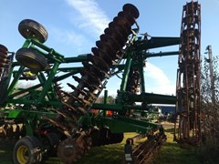 Vertical Tillage For Sale 2016 John Deere 2623VT