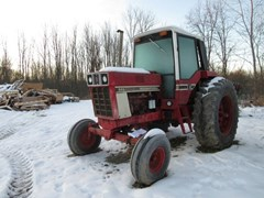 Tractor - Row Crop For Sale 1978 IH 986 , 117 HP