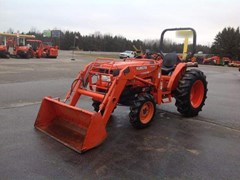 Tractor For Sale 1998 Kubota L2900GST , 32 HP