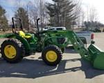 Tractor - Utility For Sale: 2018 John Deere 5075E, 75 HP