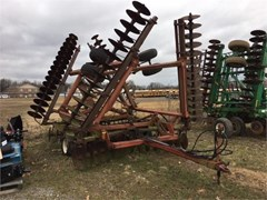 Disk Harrow For Sale 1989 Case IH 496