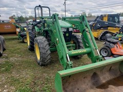 Tractor - Utility For Sale 2014 John Deere 5100M , 100 HP