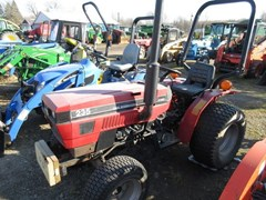 Tractor - Compact Utility For Sale 1988 Case IH 235 , 18 HP