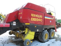 Baler-Big Square For Sale 2002 New Holland BB940