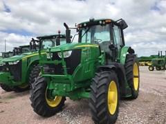 Tractor - Row Crop For Sale 2019 John Deere 6175M , 175 HP