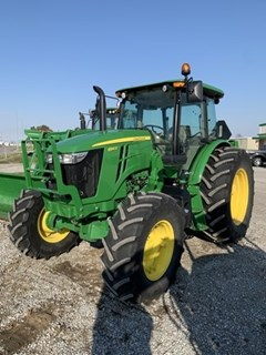 Tractor - Utility For Sale 2019 John Deere 6120E , 120 HP