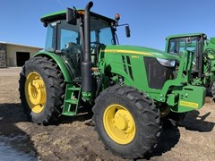 Tractor - Utility For Sale 2019 John Deere 6135E , 135 HP