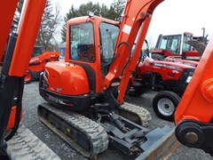 Excavator-Mini For Sale 2012 Kubota KX121R3TA